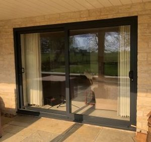 Sliding door progroup